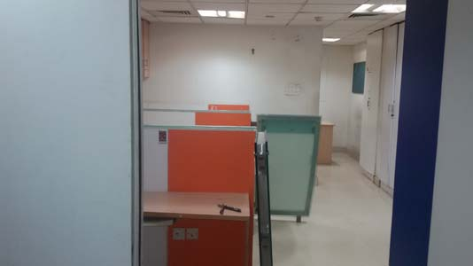 4. Ground floor office - 720 sq.ft