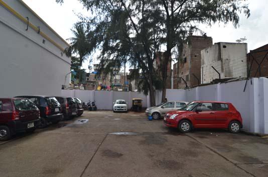 6. Parking