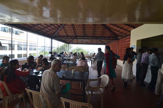 7. Cafeteria