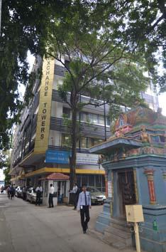 1. Main Building