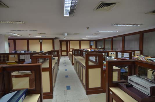 6. Co work space - 2nd floor